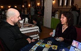Suzanne Suchan Psychic Tarot at Tonawanda Castle