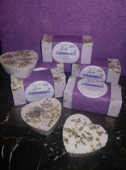 Lavender Myrrh