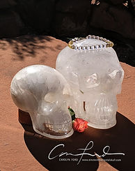 Titus Crystal Skull