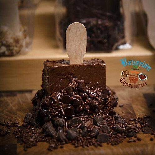 Dark Chocolate Fudge
