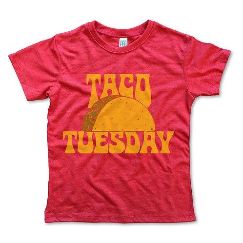 Taco Tuesday Tee (Toddler)