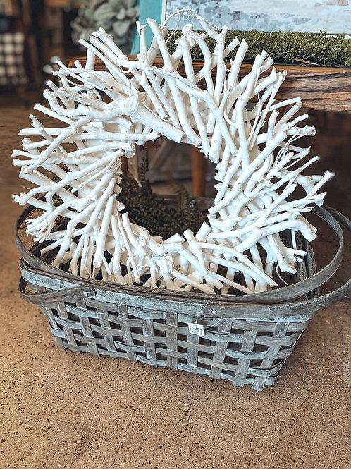 Wreath (white)