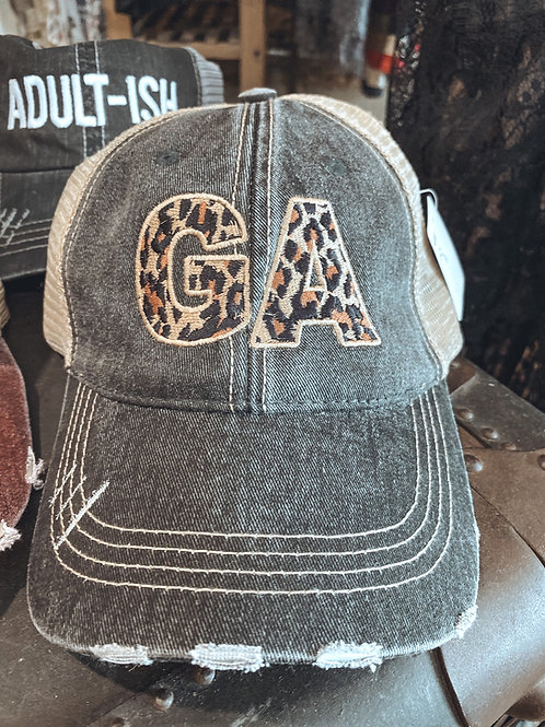 GA hat