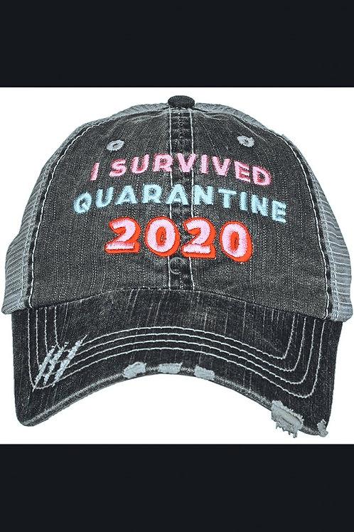 Quarantine hat