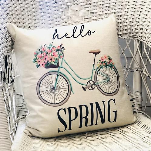 Pillow - Hello Spring