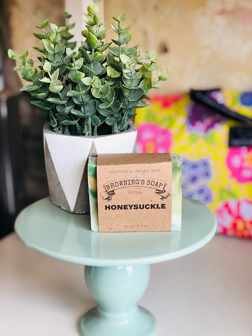 Soap-honeysuckle