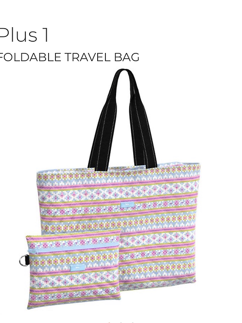 Plus 1 - Foldable Travel Bag