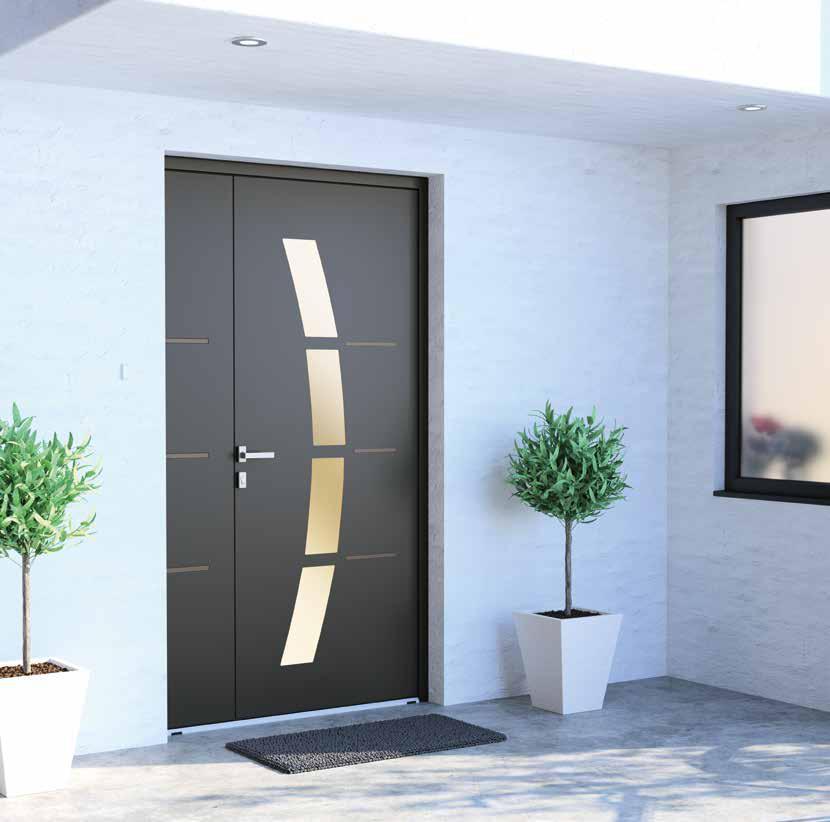 Porte Aluminium