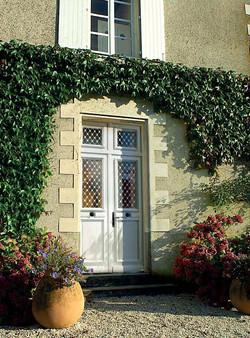 Double portes bois  Normandie