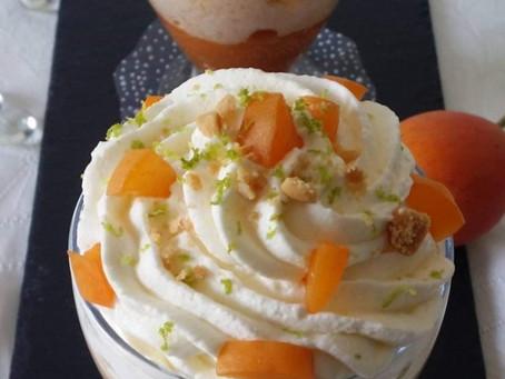 Mousse Abricot Mascarpone