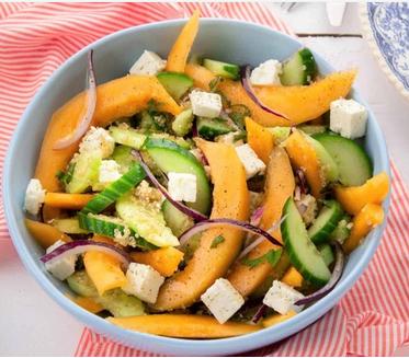 Bowl d'Été Melon & Concombre