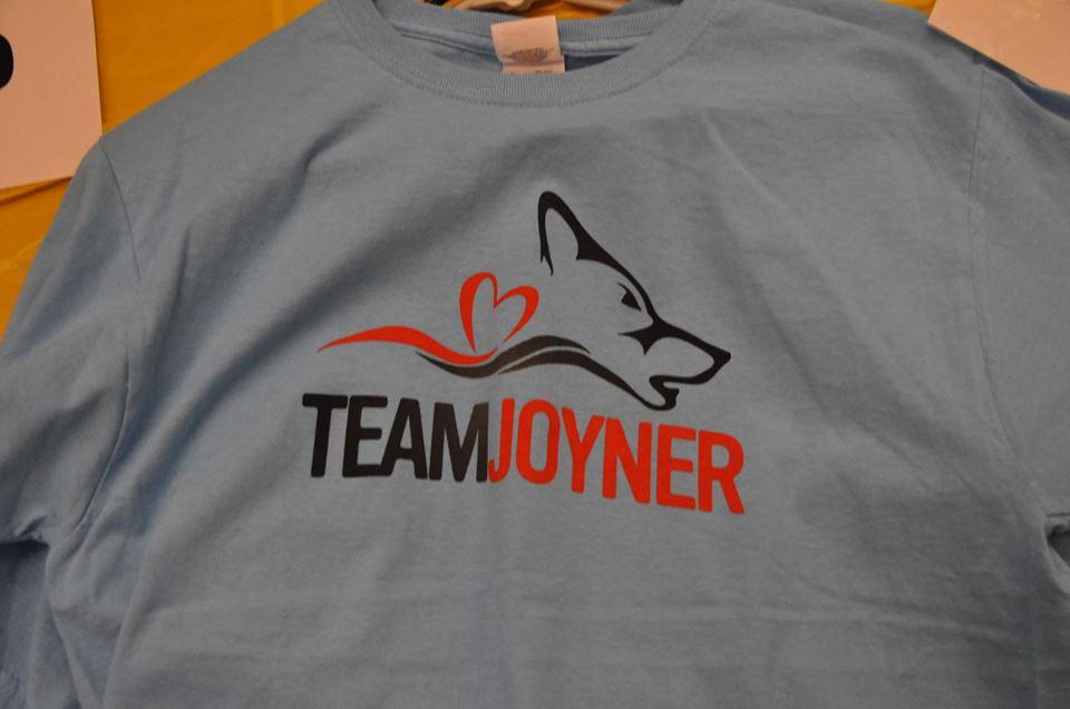 Team Joyner Shirt