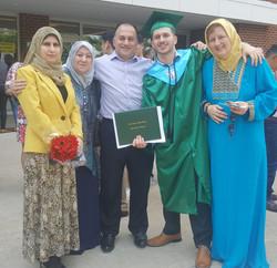 Omar Yasin and Family