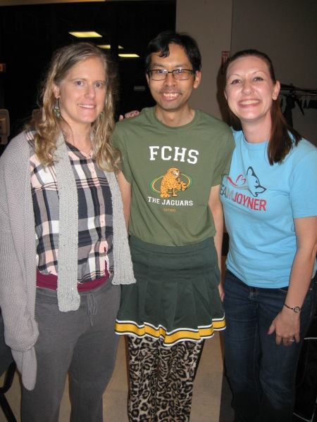 Kristin, Simadan, & Kristin