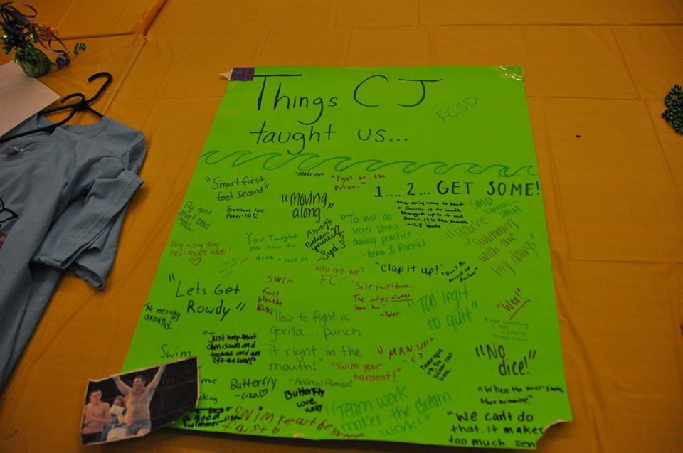 Things CJ Taught Us Poster
