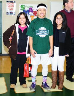 KC Ico Martinez with family