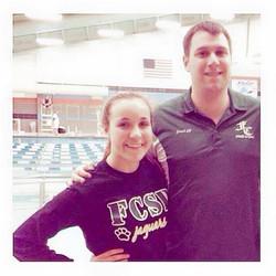 Rachel Murphy & Coach CJ