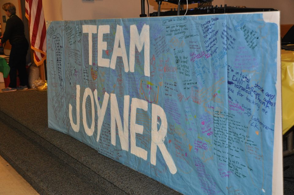 Team Joyner Messages 2