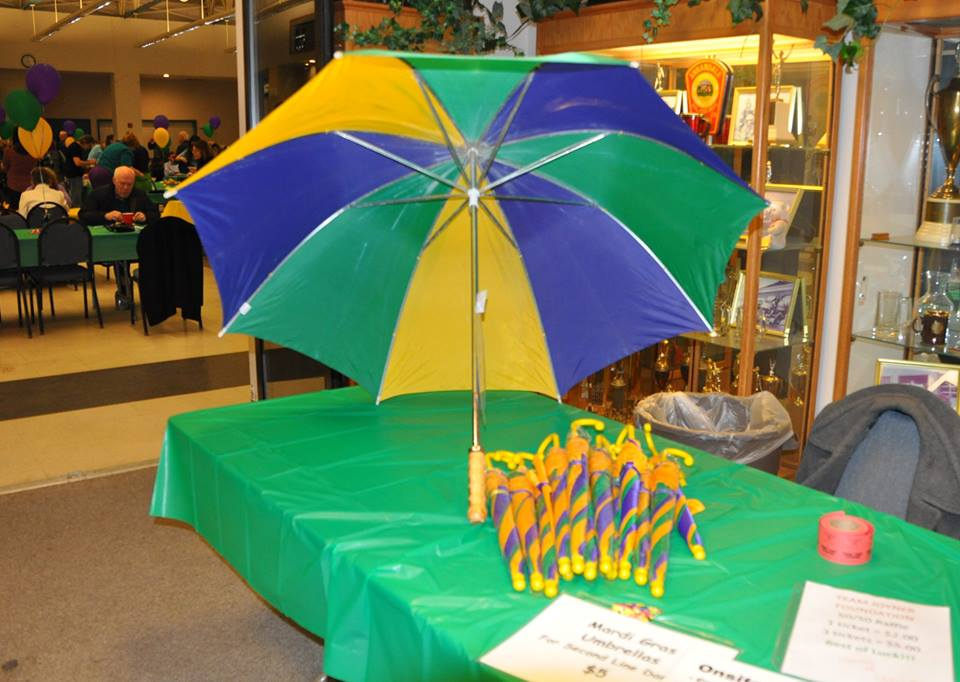 2nd Line Umbrellas