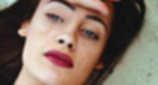 A menina bonita com Freckles