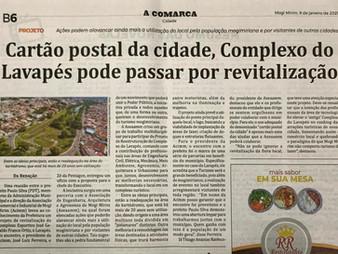Cartão postal da cidade, Complexo do Lavapés pode passar por revitalização
