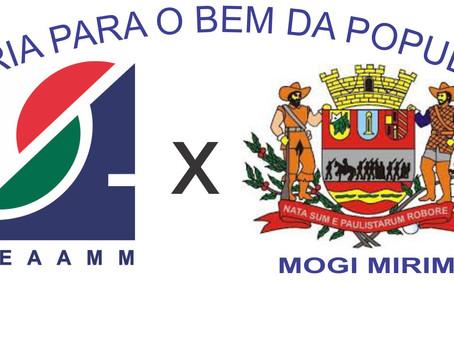 Parceria entre ASEAAMM e Prefeitura traz melhorias técnicas para Mogi Mirim