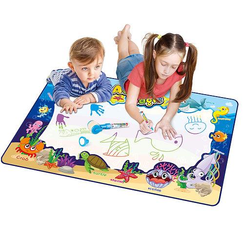 SOKA® 150 X 90 cm Large Size Magic Water Aqua Doodle Drawing Mat