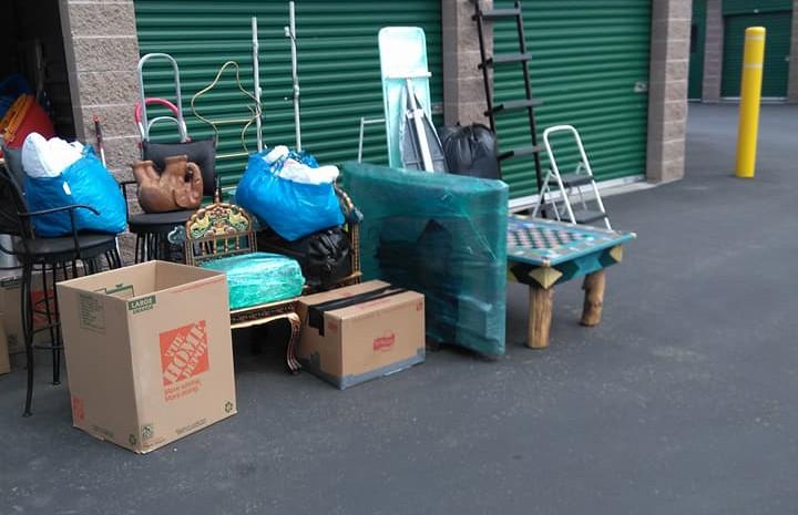 Storage Set-Up