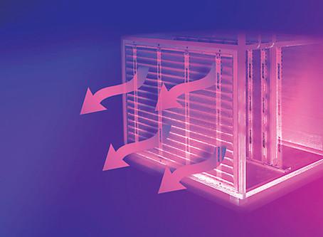 UV LED Filter Disinfection