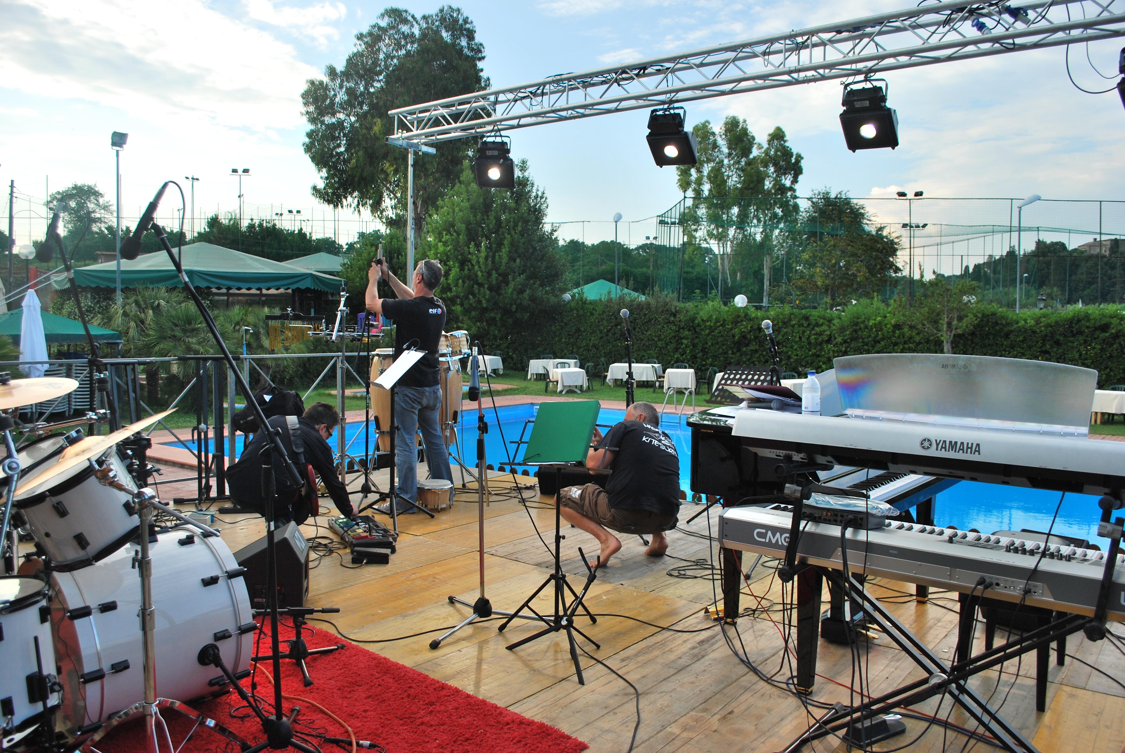 Scuola di musica e canto a roma nord