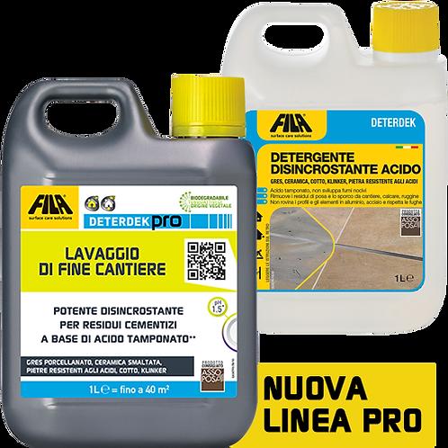 FILA Deterdek Pro Lavaggio di Fine Cantiere 1L