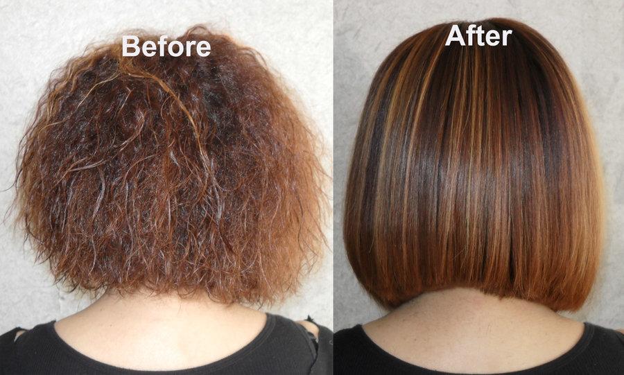 Keratin / Botox Treatment