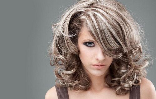 Hair Cut & Full Highlights