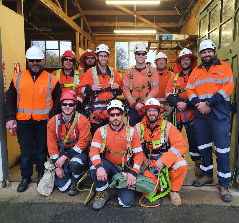 Team Fiat - Line Mechanic Graduates