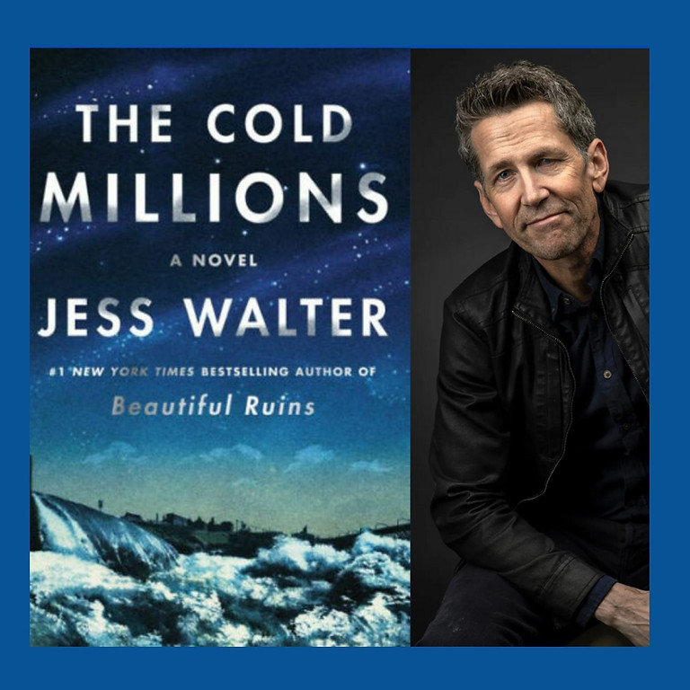 Author Conversation with Jess Walter