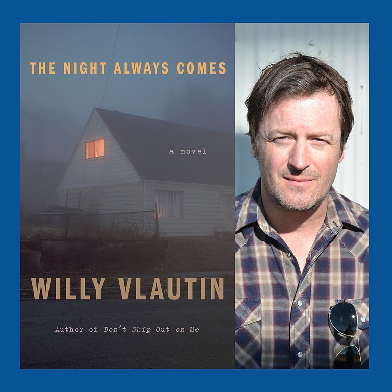 Author Conversation with Willy Vlautin