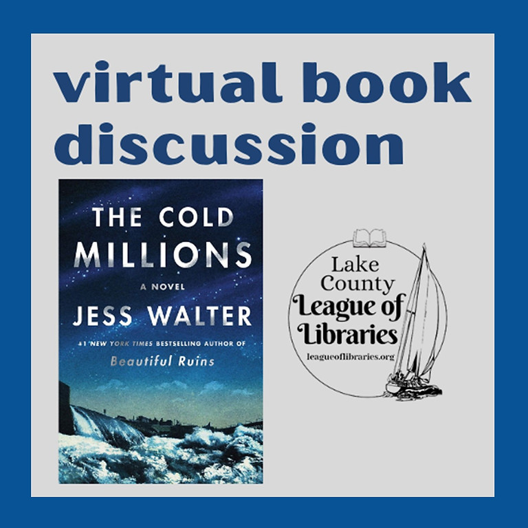 Virtual Book Discussion--Perry Library