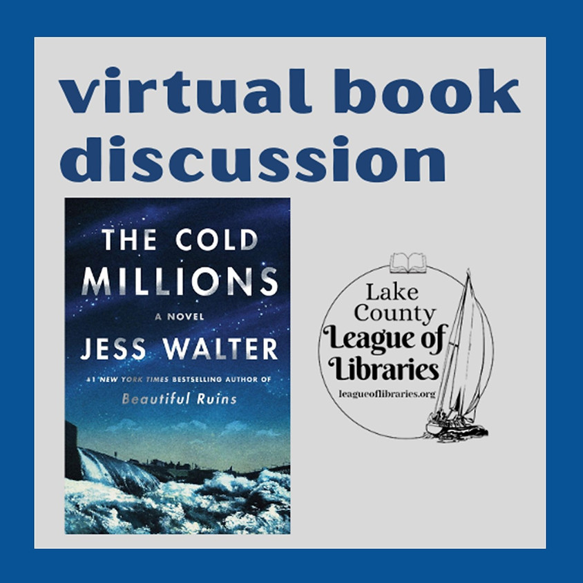 Virtual Book Discussion--Morley Library