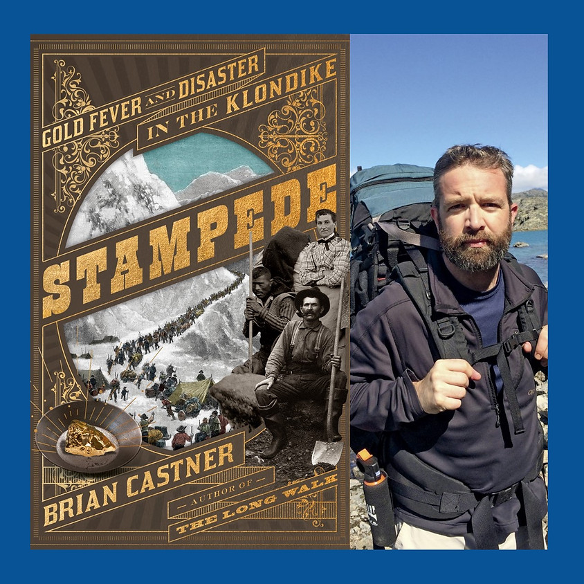 Author Conversation with Brian Castner
