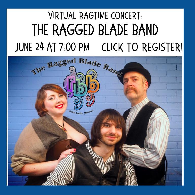 Virtual Ragtime Concert: The Ragged Blade Band
