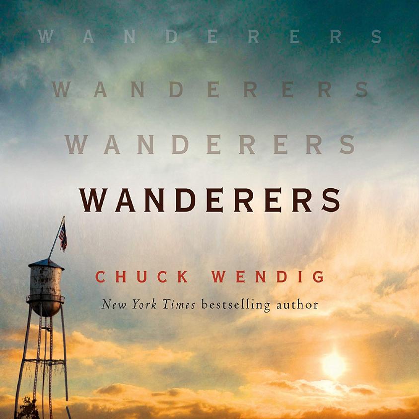 Between the Lines Author Series: Chuck Wendig