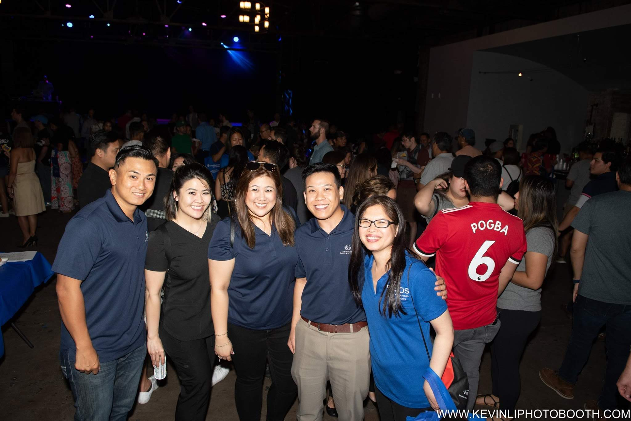 Liu & Associates Sponsors