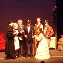 Rosina, Barber of Seville, PLU Opera