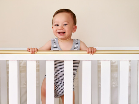 How to Handle a Crib Climber