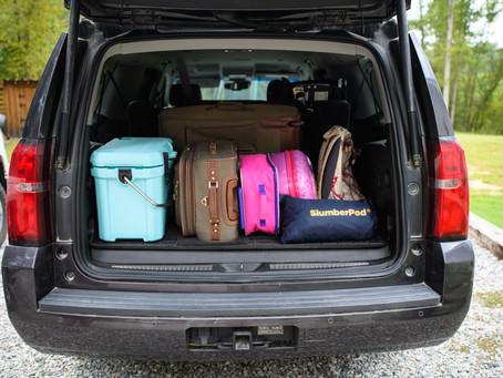 Travel Blackout Tips - SlumberPod Review