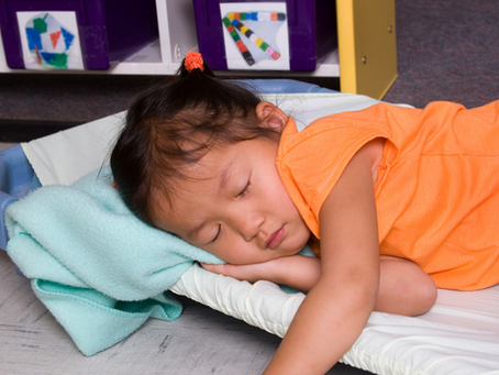 How to Handle Daycare Naps