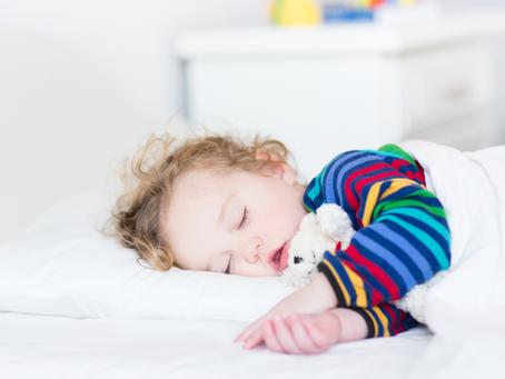 3 Steps to an Easier Toddler Bedtime