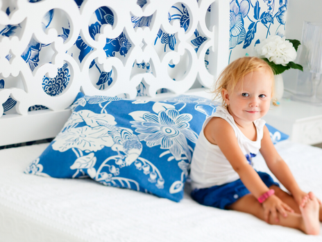 Transitioning your Toddler from Crib to Big Kid Bed