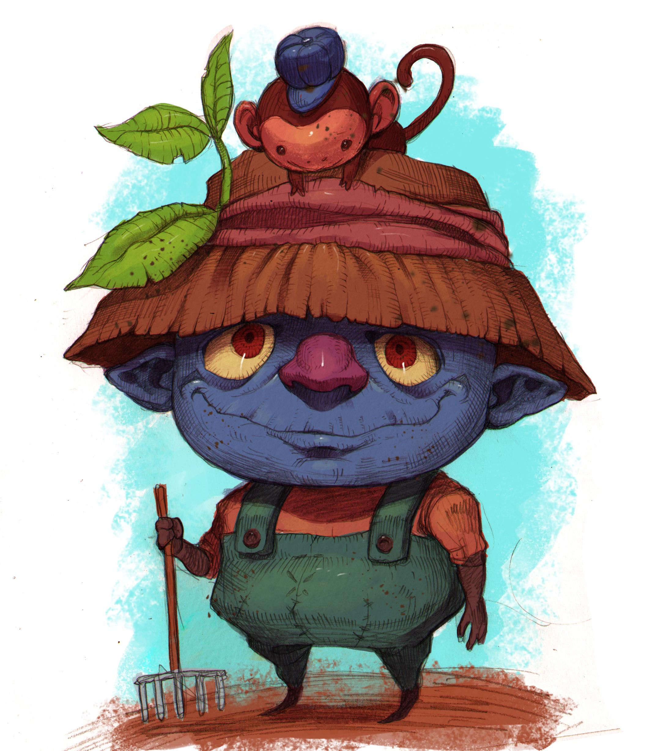 Lil' Farmer