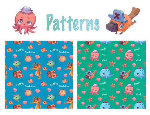 Fishy Friends (Pattern).jpg